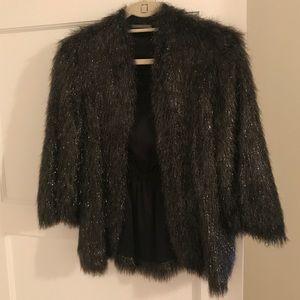 DVF tinsel jacket 🙀🙀🙀